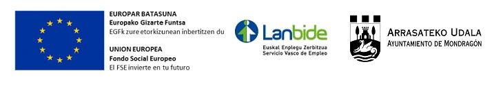 Gazteak logo osoa