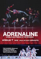 Adrenaline - Logela & The Ruggeds