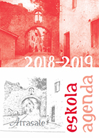 Agenda 2018 txiki