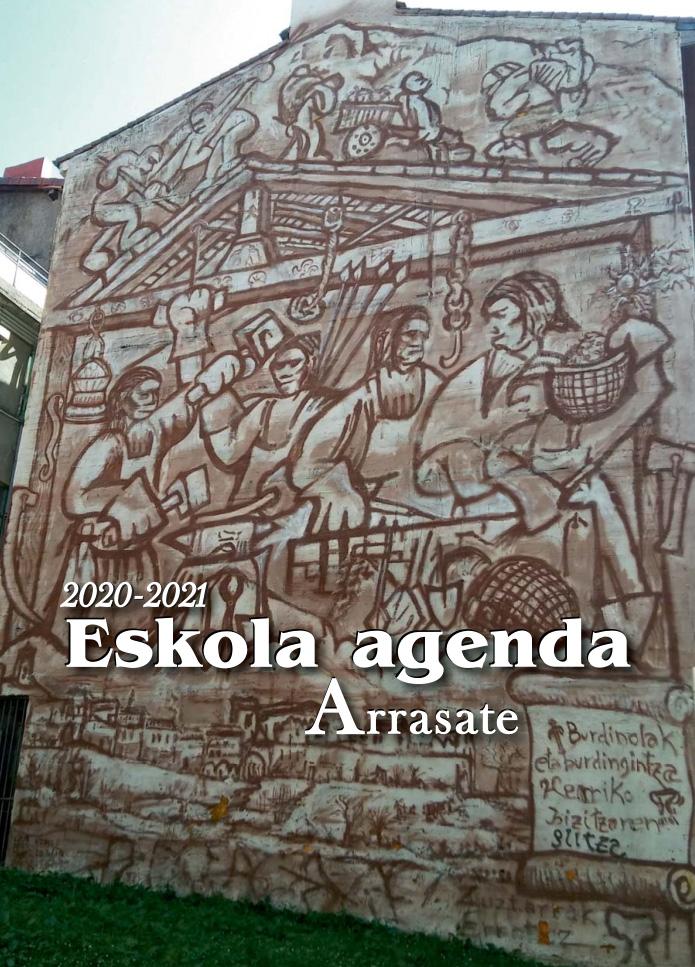 Eskola Agenda azala 2020-2021