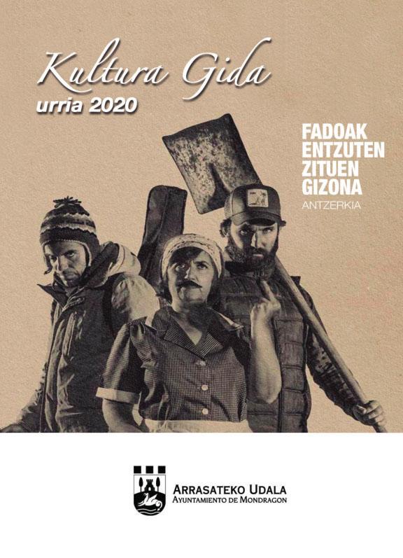 2020ko urriko kultura gida azala